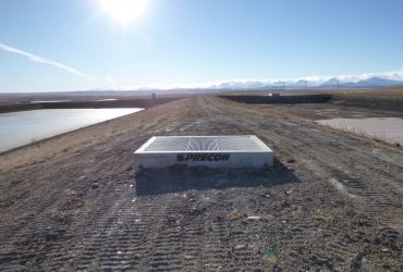 Sewage Lagoon Control Structure Replacement